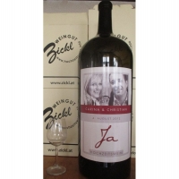 12 Liter Magnumflasche Bordeaux