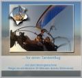 Motorschirm Tandemgutschein Sonnenaufgangsflug 30 Minuten