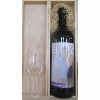 3 Liter Magnumflasche Bordeaux