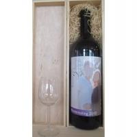 5 Liter Magnumflasche Bordeaux