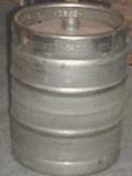 Grüner Veltliner im 50 Liter KEG Fass mit Korbfitting