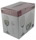 6 Stück Rotweingläser 550 ml